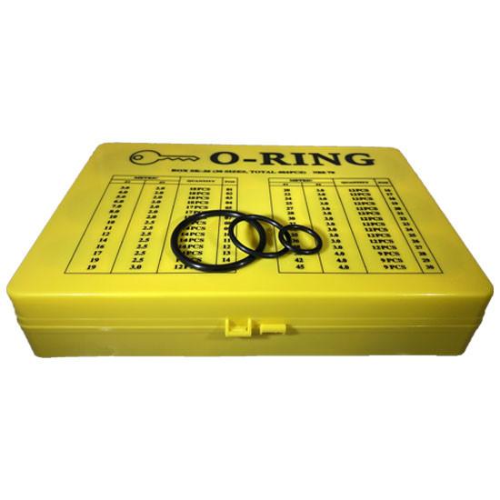 O-Ring Service Boxen