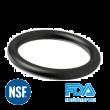O-Ring NBR 70 Schwarz FDA / NSF61