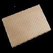 Gleitplatte Bronze mit Schmierstoffdepots