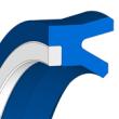Stangendichtung NBR/POM MERKEL